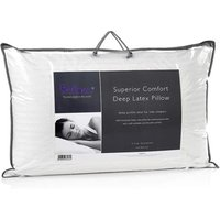 Product photograph showing Superior Comfort Deep Latex