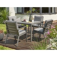 Product photograph showing Titchwell 4 Seat Dining Set