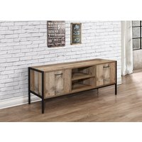 Product photograph showing Urban Tv Cabinet Rustic