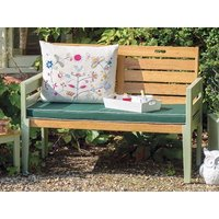 Product photograph showing Verdi Two Seat Bench