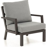 Product photograph showing Vogue Aluminium Lounge Chair