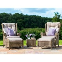 Product photograph showing Winchester High Back Lounge Set