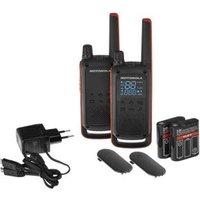 Motorola PMR-portofoon TLKR T82 10 km Set van 2