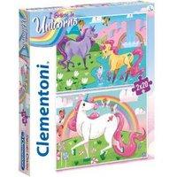 Puzzel Unicorn 2x20 st.