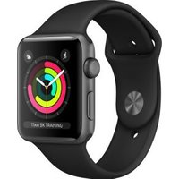 Apple Watch Series 3 OLED Grijs GPS smartwatch