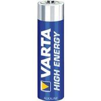 Varta 4903-12b Battery Alkaline Aaa-lr03 1.5 V High Energy 12 Pack