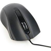 Gembird MUS-3B-01 muis USB Optisch 1000 DPI Rechtshandig