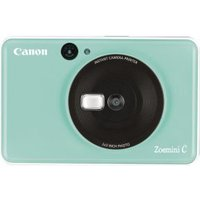 Canon Zoemini C instant camera Mint Green
