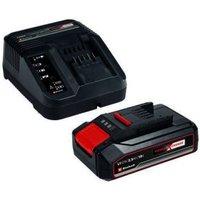 Einhell PXC Starter Kit 18V 2,5Ah Power X-Change 4512097 Accu en acculader voor gereedschap 18 V 2.5