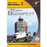 Mega Airport Budapest (fs X + 2004 Add-on) (dvd-rom)