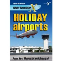 Holiday Airports 1 (fs X + Fs 2004 Add-on)