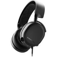 Steelseries Arctis 3 Headset Hoofdband Zwart