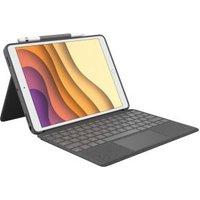 Logitech Combo Touch für iPad Air (3. Generation) und iPad Pro 10,5 Zoll iPad-toetsenbord