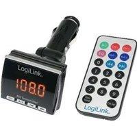 LogiLink MP3 + FM transmitter LogiLink FM0001A (FM0001A)