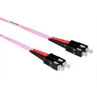 Advanced Cable Technology OM4, SC-SC, 50-125, 1m (RL3701)