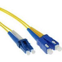 Advanced Cable Technology LC-SC 9-125m OS1 Duplex fiber optic patchkabel (RL8920)
