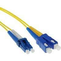 Advanced Cable Technology LC-SC 9-125m OS1 Duplex fiber optic patchkabel (RL8950)