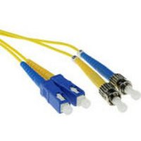 Advanced Cable Technology SC-ST 9-125um OS1 Duplex 10.00m (RL2910) 10m (RL2910)