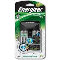 Energizer Pro Charger Stekkeroplader Pro-Charger incl. 4 oplaadbare penlitebatterijen 2400 mAh