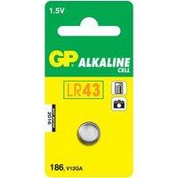 GP Batteries Alkaline Cell 186