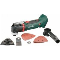Metabo mt 18 ltx body in metaloc + toebehorenset