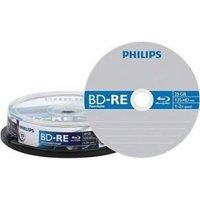 Philips BD-R, overschrijfbare Blu-ray disc