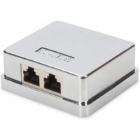 ASSMANN Electronic DN-93711 Cat6 Zilver netwerkverdeeldoos