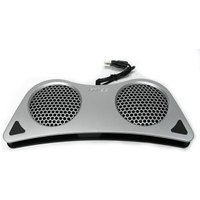 Antec LAPTOP COOLER TO GO USB-POWERED SILVER