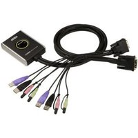 Aten CS682 KVM-switch t-m 2 PC's