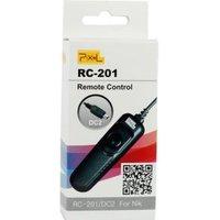 Pixel Ontspankabel RC-201-DC2 voor Nikon