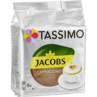 Tassimo T DISC Jacobs Cappuccino