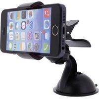 Mobilize Smartphone Holder Window & Dashboard Black