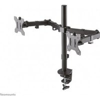 Newstar FPMA-D550DBLACK 32  Klem Zwart flat panel bureau steun