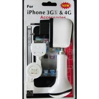 Technaxx iPod-Iphone 3GS-4G Accessoires Kit .3073.