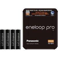 Panasonic Eneloop Pro Oplaadbare AAA Batterijen BK-4HCDE-4LE 930mAh 1x4