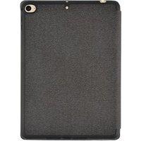 Folio-Case voor Apple iPad Mini 2019-iPad Mini 4   Grijs-Zwart