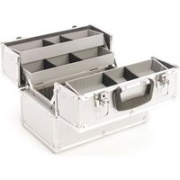 Aluminium gereedschapskoffer Afmeting: 360 x 220 x 250 mm