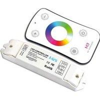 RGB LED CONTROLLER MET RF-AFSTANDSBEDIENING
