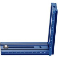 Q=PLATE Vertikal Klemplaat in L-Form