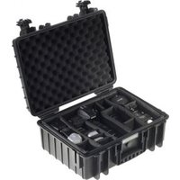 B Outdoor-Case Type 5000 zwart