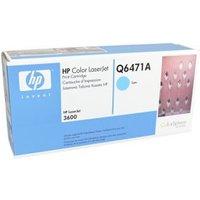 TONERCARTRIDGE HP 502A Q6471A 4K BLAUW