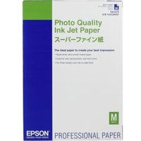 Epson Photo Quality Ink Jet Paper, DIN A2, 102g-m², 30 Vel