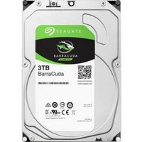 Desktop 7200 3tb Hdd 7200rpm Sata Serial Ata 6gb-s Ncq 64mb Cache 35inch Sed Blk