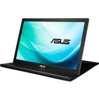 ASUS Dis 15,6 Asus MB169B+  IPS 16:9,14ms,USB-Monitor (90LM0183-B01170)