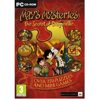 NDS Game May's Mystery The Secret of Dragonville