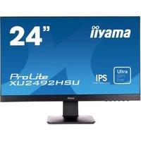 iiyama XU2492HSU-B1-24 IPS Ultra Slim Bezel DP (XU2492HSU-B1)