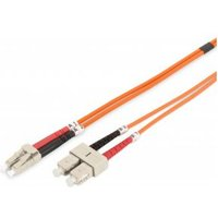 Digitus Fiber Optic Multimode Patch Cord, 2m (DK-2532-02)