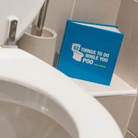 52 Things To Do While You Poo - Books Gifts