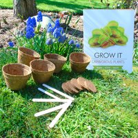 Grow Your Own Carnivorous Plants - Grow Your Own Gifts