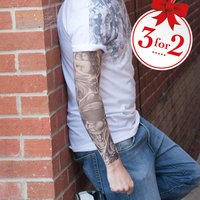 Novelty Tattoo Sleeves - Menkind Gifts